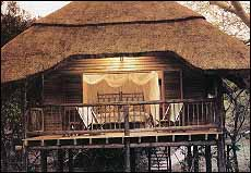 Zululand Tree Lodge, Maputaland, Kwa Zulu Natal, South Africa