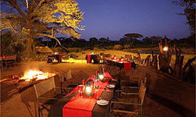 Elephant Valley Lodge, Chobe National Park, Botswana