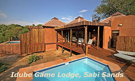 Idube & Lukimbi Safari Deals, Special Offers on Combination Packages including Idube Game Lodge in Sabi Sands and Lukimbi Safari Lodge in Kruger National Park