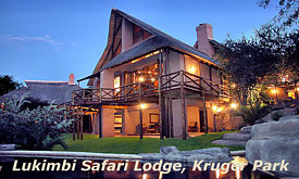 Lukimbi Safari Lodge,Kruger Park, South Africa