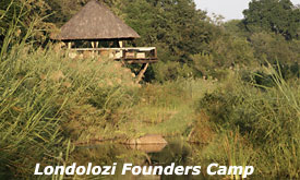 Londolozi Founders Camp,Sabi Sands, South Africa