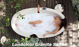 Londolozi Private Granite Suites, Londolozi Reserve