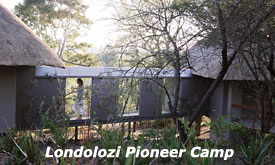Londolozi Pioneer Camp,Sabi Sands, South Africa