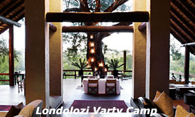 Londolozi Varty Camp,South Africa