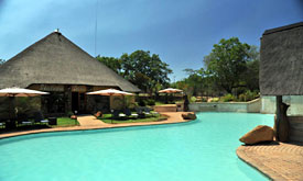 Mabula Game Lodge,Swimming Pool, Luxury Safari Lodge, Limpopo Province