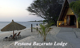 Holiday Packlages to Pestana bazaruto Lodge