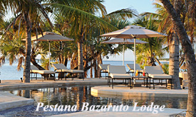 Holiday Packages Pestana bazaruto Lodge, Swimming Pool