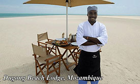 Mozambique Holidays, Dugong Beach Lodge Holiday Packages