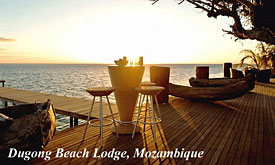 Dugong Beach Lodge, Mozambique Holidays