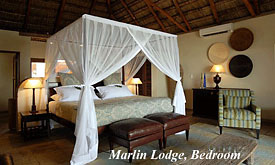 Marlin Lodge, Bedroom