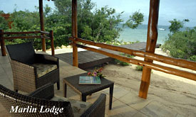 Marlin Lodge, Luxury Island Lodge on the Bazaruto Archipelago in Mozambique