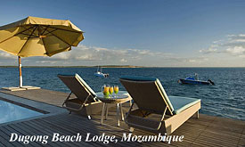 Dugong Beach Lodge, Mozambique Island Vacations,Holiday Packages to the Tropical Islands of Mozambique
