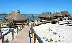 Holiday Packages to Nyati Beach Lodge, Vilanculos, Mozambique