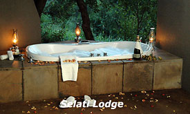 Sabi Sabi Selati Lodge, Sabi Sands, South Africa