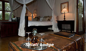 Sabi Sabi Selati Lodge, Sabi Sands, South Africa, Bedroom at Selati Lodge