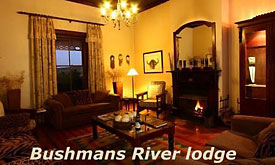 Shamwari Bushmans River Lodge, Shamwari Private Game Reserve