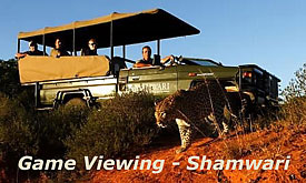 Shamwari Private Game Reserve, Bushmans River Lodge