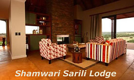 Shamwari Sarili Lodge, Shamwari Private Game Reserve