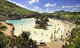 Sun City Holiday Resort in South Africa, Valley of Waves