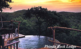 Phinda Rock Lodge, Zululand, South Africa, Luxury African Game Lodges and Safari camps, African Safari Lodges