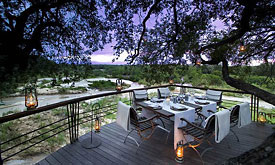 Andbeyond South Africa, Leadwood Lodge, Luxury African Safaris, Package Deals