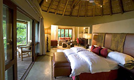 Exeter River Lodge, Bedroom