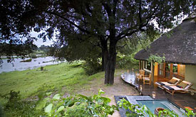 Exeter River Lodge, Luxury Safari Lodge in Sabi Sands, South Africa