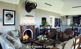 Kirkmans Camp, Sabi Sands safari Camp