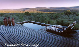 Kwandwe Private Game Reserve, Kwandwe Ecca Lodge
