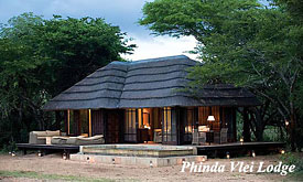 Phinda Private Game Reserve, Phinda Vlei Lodge
