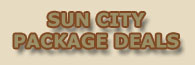 Sun City Tour Packages