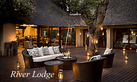 River Lodge, Lion Sands