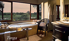 Tinga Game Lodge, Lion Sands