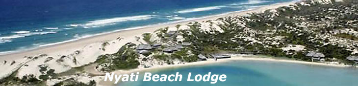 Mozambique Holiday Packages, Nyati Beach Lodge, Vilanculos, Mozambique