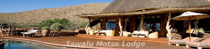 The Motse at Tswalu Kalahari Reserve, special offers, Safari packages