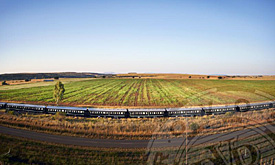 Rovos Rail Safaris, Luxury Train Trips, The Rovos on the North West Province, South Africa