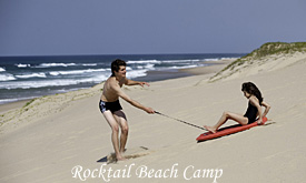 Rocktail Beach Camp