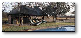 Swimming Pool at Jackalberry Lodge