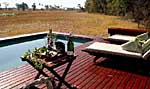 Chitabe Safari Camp Botswana. Pool