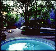 Djuma Private Game Reserve, Bush Lodge, pool