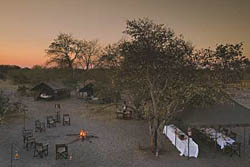 Botswana Safari Vacation, Savuti Under Canvas