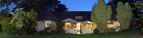 Hunters Country House, Guest House on the Garden Route near Plettenberg Bay in South Africa
