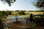 Little Vumbura Safari Camp in Botswana.