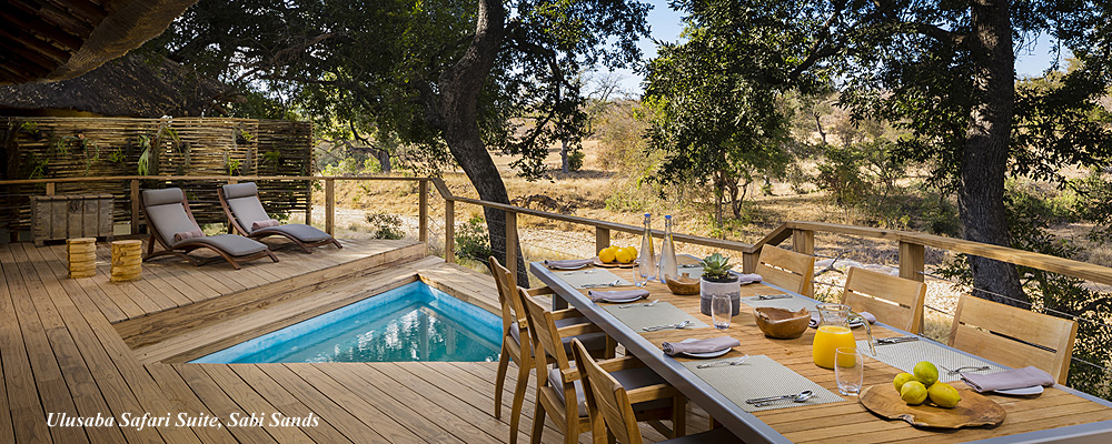 Ulusaba Game Reserve Luxury Safari Deals | Wildlife Africa